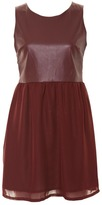 Glamorous Burgundy Dress
