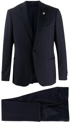 Lardini Single-Breasted Classic two-piece suit