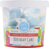 Fizz & Bubble Birthday Cake Bubble Bath Candies