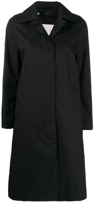 MACKINTOSH Dunkeld buttoned coat
