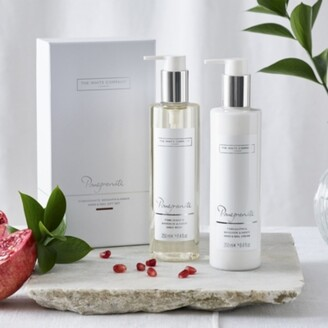 The White Company Pomegranate Hand & Nail Gift Set, No Colour, One Size