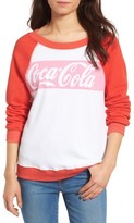 Wildfox Couture Women's Coca Cola Classic Sweatshirt