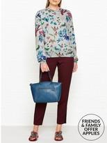 Paul Smith Floral Sweatshirt
