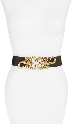 Raina 'King Scorpion' Stretch Belt