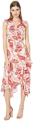 Parker Atlanta Dress (Lennon Floral) Women's Clothing