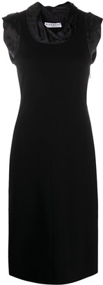 Givenchy Chaine trim dress