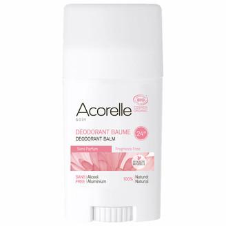 Acorelle Organic Fragrance Free Deodorant Balm 40g