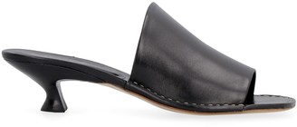 Tod's Tods Leather Mules