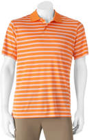 Columbia Men's Omni-Wick Striped Oak View Polo