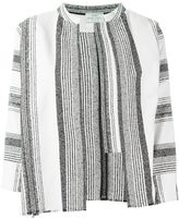 Forte Forte striped woven jacket
