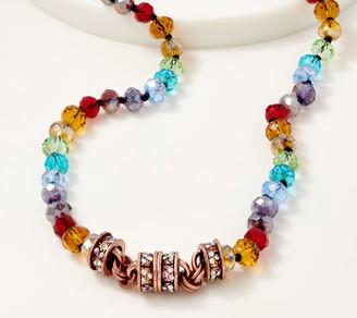 Kirks Folly Rainbow Bridge Magnetic Necklace