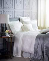 House of Fraser Gingerlily Pearls Ivory Silk Square Pillowcase