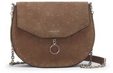 Louise et Cie Jael- Octagon-Pull Studded Shoulder Bag2