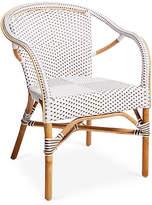 Sika Design A/S Madeleine Arm Chair - White/Cappuccino