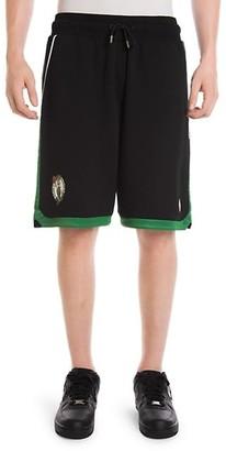 Marcelo Burlon County of Milan Boston Celtics Sports Shorts