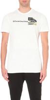 Blood Brother Illumination cotton-jersey t-shirt