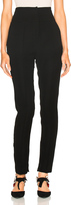 Alexandre Vauthier Japanese Crepe Trousers