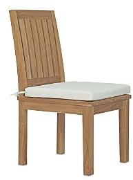 Modway Marina Outdoor Patio Teak Dining Chair
