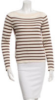 Marc Jacobs Wool Striped Top