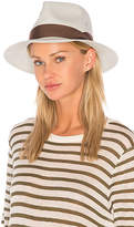 Brixton Havasu Fedora in Cream