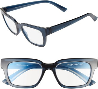 The Book Club Tequila Mockingbird 52mm Blue Light Blocking Reading Glasses