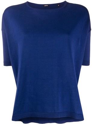 Aspesi Jersei round neck T-shirt