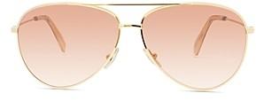 Celine Women's Aviator Sunglasses, 59mm