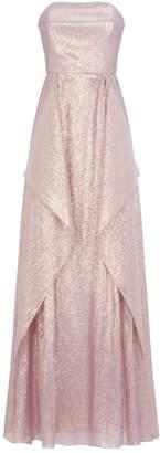 Roland Mouret Gilo Silk Strapless Gown