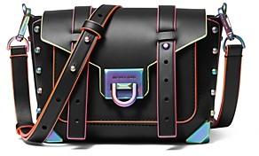 MICHAEL Michael Kors Manhattan Small Iridescent Messenger Bag