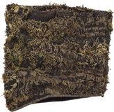 Asstd National Brand QuietWear Fleece-Lined Grassy Neck Warmer