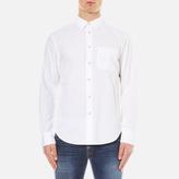 Rag & Bone Men's Standard Issue Beach Shirt White