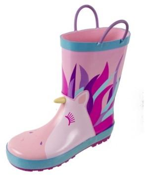 Rainbow Daze Toddler Girl Rain Boot