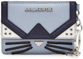 Karl Lagerfeld Cat Keychain Pouch