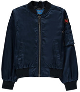 American College Jagger Thin Bomber Jacket