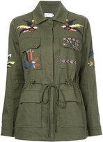 Tanya Taylor embroidered Alina jacket