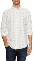 Luca Roda Printed Dot Dress Shirt
