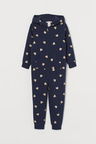 H&M Sweatshirt Jumpsuit - Blue