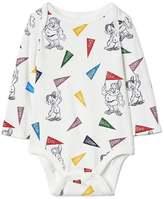 Gap babyGap | Disney Baby Snow White and Seven Dwarfs print bodysuit