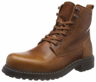 TEN POINTS Mens 126030 Ankle Boots Black Size: 9 UK