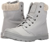 Palladium Pampa Hi Knt LP Women's Lace up casual Shoes