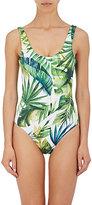 Onia Women's Kelly Leaf-Print One-Piece Swimsuit