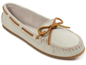 Minnetonka Boat Moccasins Women's Shoes