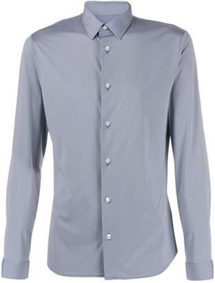 Hydrogen Cyber slim-fit shirt