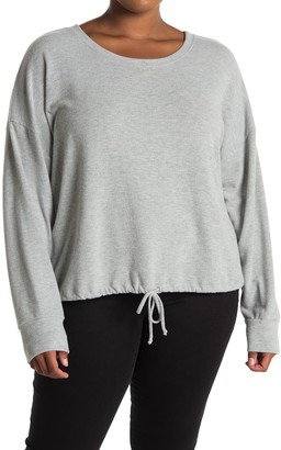 Socialite Long Sleeve Cozy Pullover Sweater