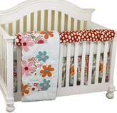 Cotton Tale Designs Front Crib Rail Cover Up Set