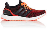 adidas Men's UltraBOOST Primeknit Sneakers-BLACK, RED