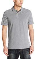 Wrangler Authentics Men's Short Sleeve Jersey Polo
