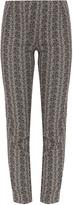 Paul & Joe Feather Print Trousers