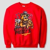 Five Nights at Freddy Boys' Five Nights at Freddy's Sweatshirt - Red