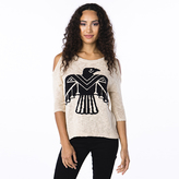 City Beach Mink Pink Phoenix Rising Jumper